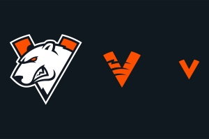 Обзор нового логотипа Virtus.Pro