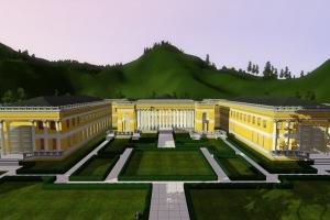 Дизайн-проекты улиц и дворов Ленобласти сделали в Sims 2