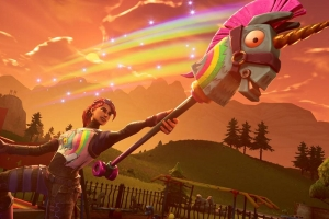 Лучшей на Golden Joystick Award признана Fortnite Battle Royale