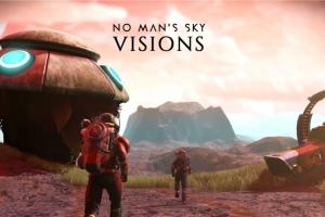 No Man's Sky Visions ‒ исследовать вселенную стало интереснее!