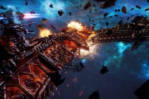 Вышло видео про флотилии в Battlefleet Gothic: Armada 2