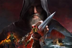 Ждем Legacy of the First Blade для Assassin's Creed Odyssey