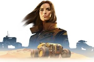 Колонизируем Марс благодаря Homeworld: Deserts of Kharak