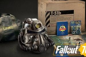 Холщовой заговор Fallout 76