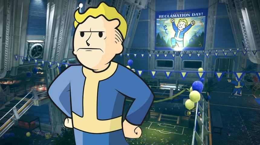 В сеть утекли личные данные игроков Fallout 76