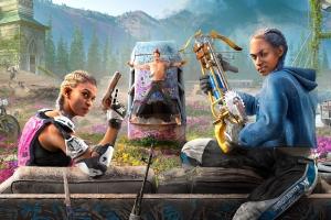 Far Cry: New Dawn: за каждым ядерным закатом грядет расцвет нового мира