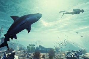 Кровавая месть акулы из Maneater на прилавках Epic Games Store