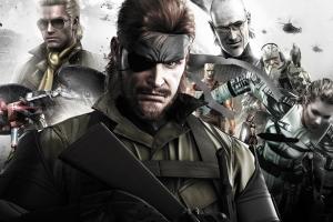 Metal Gear Solid получит воплощение в настольной игре