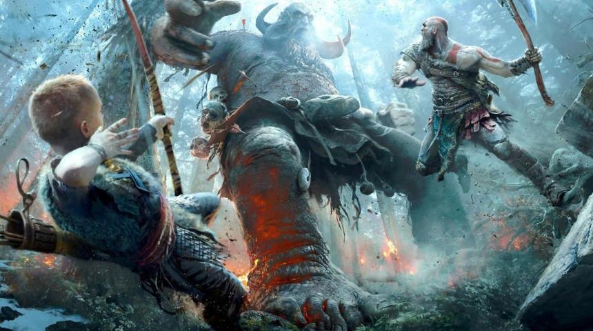 Слишком амбициозный замысел для God of War