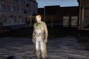 Экзотика в Fallout 76 ‒ найден живой НПС