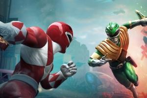 Утечка материалов по Power Rangers: Battle for the Grid