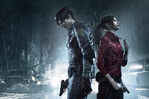 Как Resident Evil 2 щеголял 15 минутами