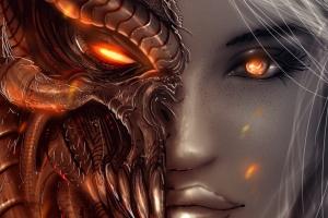 Неизвестная сторона Diablo