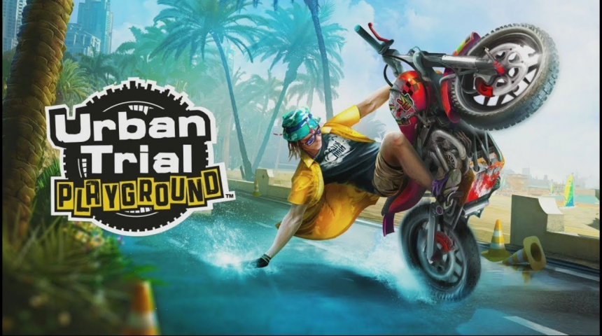 Urban Trial Playground выпустят для PC