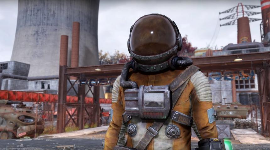 Баг Fallout 76 отправляет игроков в закрытое Убежище-63