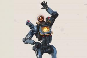 Робот Чаппи может вскоре появиться в Apex Legends
