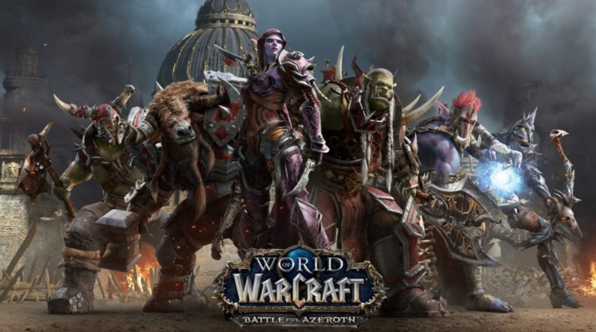 World of Warcraft на Windows 7 теперь поддерживает DirectX 12