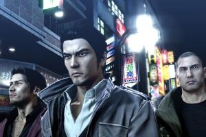 Yakuza 5 выйдет на PS4