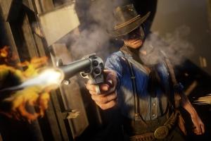 В Red Dead Redemption 2 исправили HDR