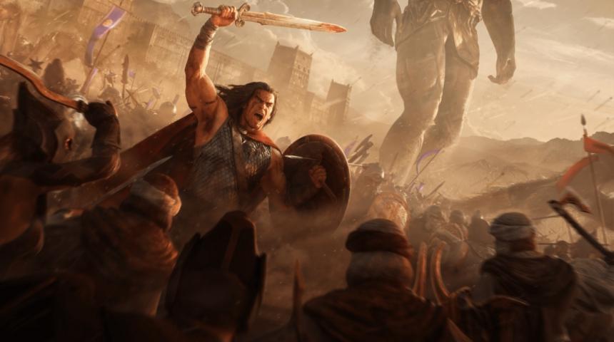 Ролик о Conan Unconquered подробнее расскажет о геймплее