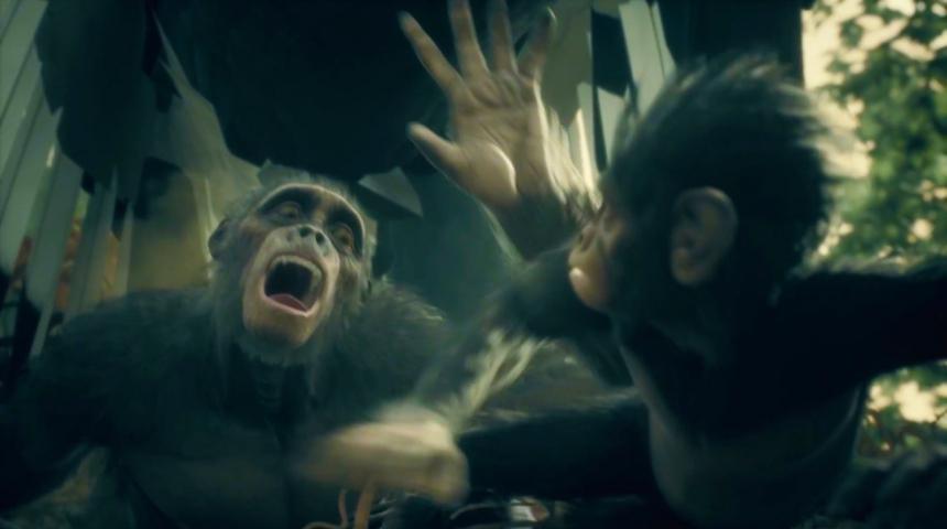Ancestors: The Humankind Odyssey превратит обезьяну в человека за 50 часов
