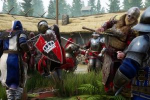 Студия Triternion выпустила трейлер средневекового экшена