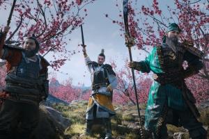 Появился новый трейлер Total War: Three Kingdoms