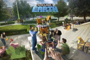 Minecraft: Earth – построй свою майнкрафт-реальность
