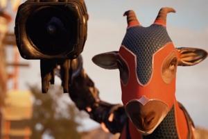 В шутере Goat of Duty действуют нетривиальные персонажи – козлы