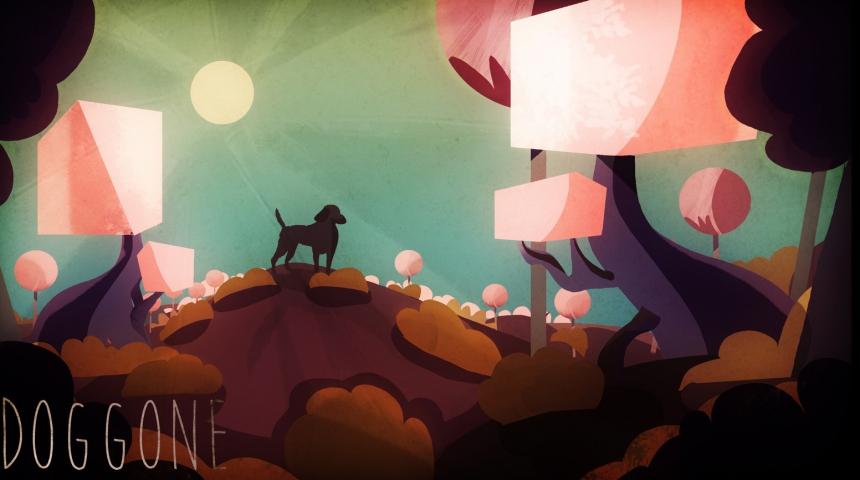 Авторы Doggone помогут потерявшейся собаке благодаря Kickstarter