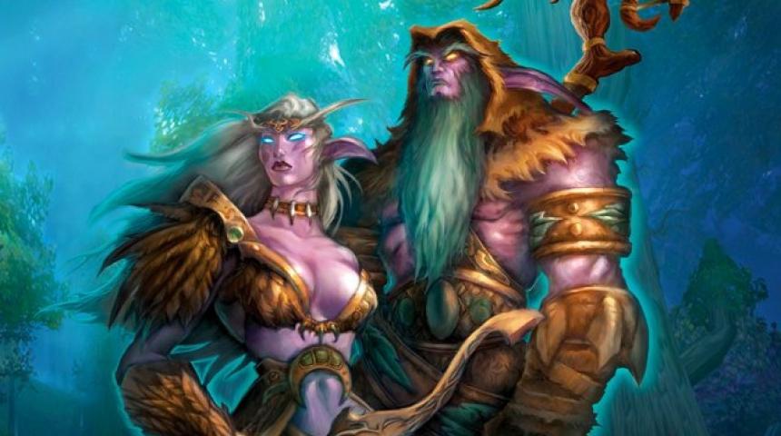 Серверам в World of Warcraft даны уникальные имена