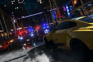 Появилось геймплейное видео Need for Speed Heat
