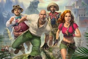 Появился геймплейный трейлер Jumanji: The Video Game