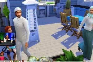 Для The Sims 4 вышло новое дополнение с исламом и гнутыми лестницами