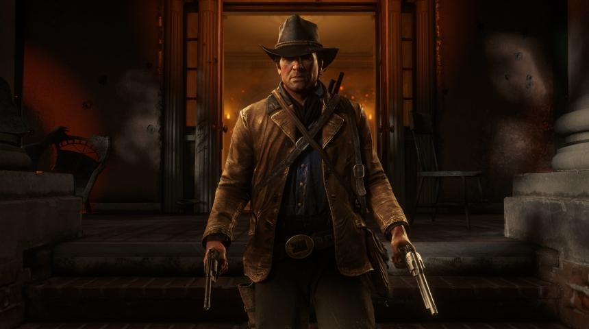 Сезон предзаказов на Red Dead Redemption 2 открыт