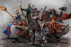 Создатели Warhammer: Odyssey устроили экскурсию по Мариенбургу