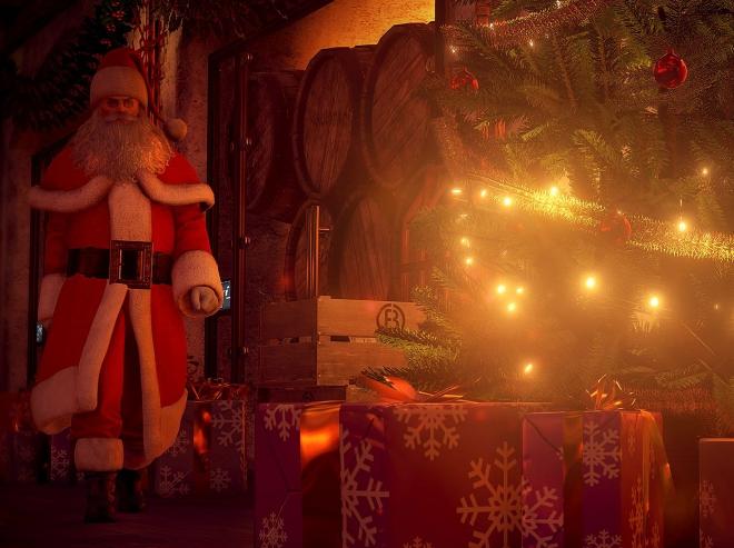 Новогодние события и рождественские ивенты в играх 2019-2020 (обновляется)