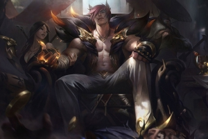 В League of Legends откроется сезон 2020