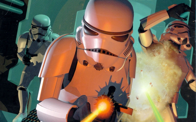 Лучшие игры по Звездным Войнам